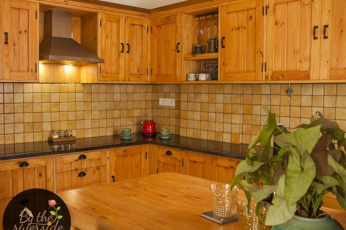 wooden kitchen interior designers