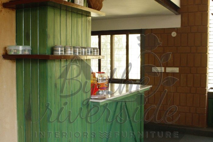 wood interior kitchen